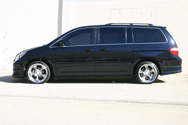 Air Runner Air Suspension For Honda Odyssey Vans