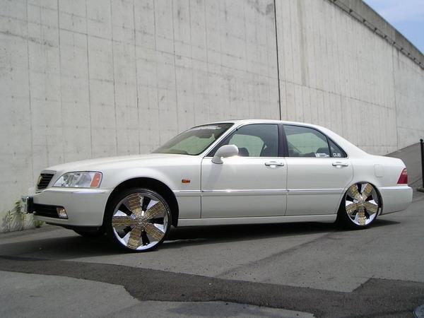 Acura RL 1996-2004 Up