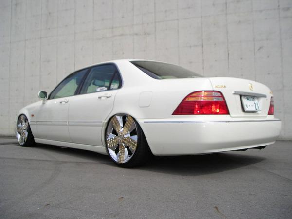 Acura RL 1996-2004 Down