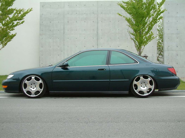 Acura CL 1997-1999 Down