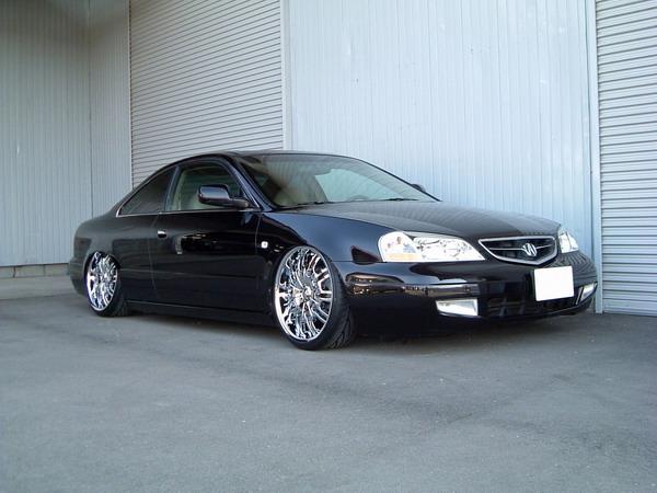 Acura CL 2001-2003