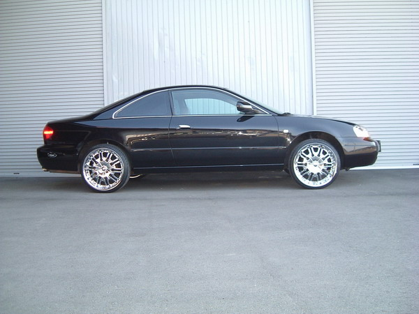 Acura CL 2001-2003 Up