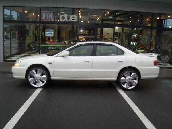 Acura TL 1999-2003 Up
