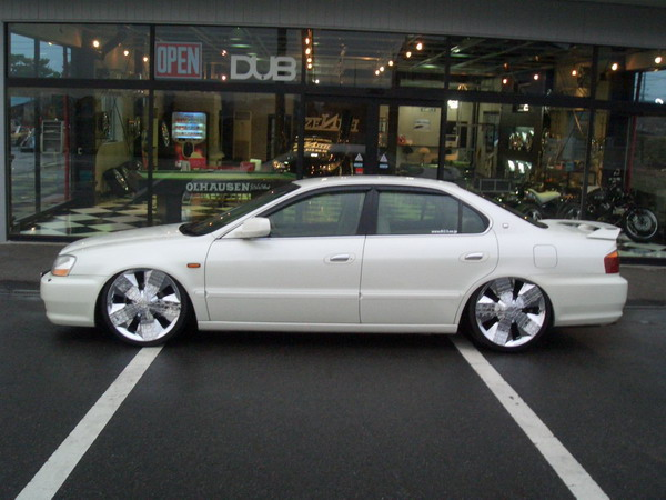 Acura TL 1999-2003 Down