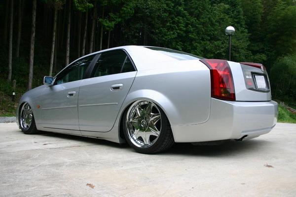 Cadillac CTS 2003-2008