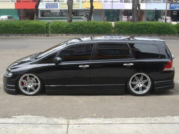 Thread: AIR RUNNER Air Suspension for Honda Odyssey Vans