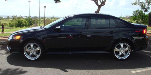 Acura TL 2004-2008 Up