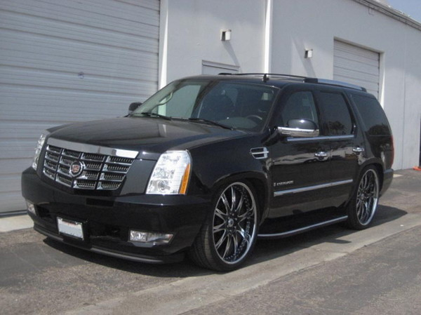Cadillac Escalade 2007+ Down