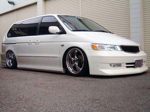 2007 Honda Odyssey For Sale >> AIR RUNNER Air Suspension for Honda Odyssey Vans