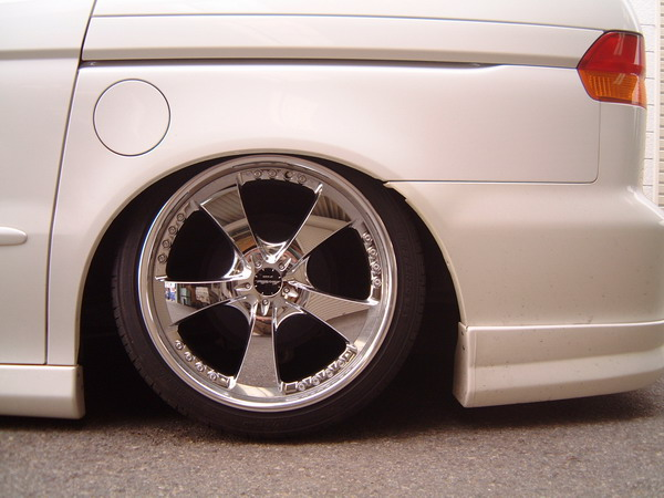 Honda Odyssey 1994-2005 Rear