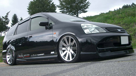 Honda Stream
