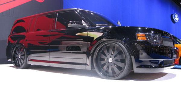 Ford Flex 2009+