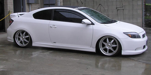 Scion TC 2005+ Down