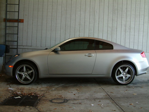 Infiniti G35 Coupe/Sedan 2003+ Up