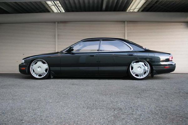 Mazda 929 1992-1995 Down