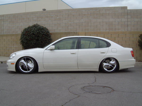 Lexus GS430/GS400/GS300 1998-2005 Down