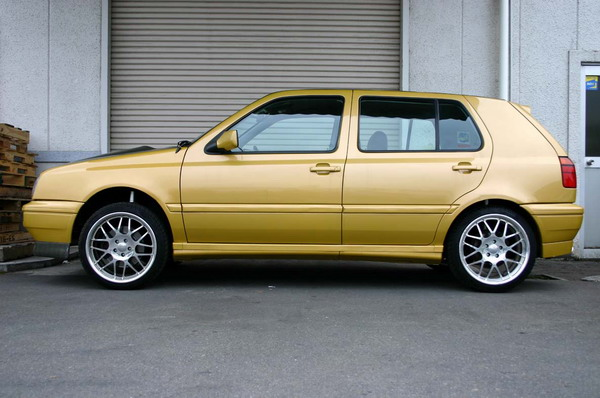 Volkswagen Golf III 1993-1998 Up
