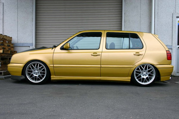 Volkswagen Golf III 1993-1998 Down