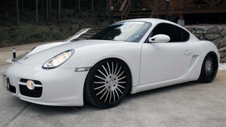 Porsche Cayman 2006+