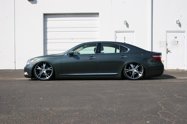 Lexus LS460 (Except L) 2007+ Down