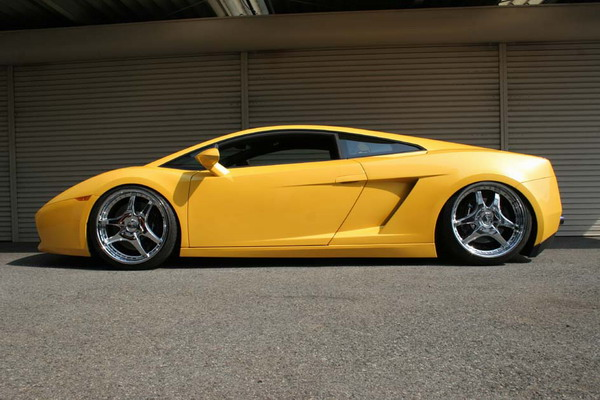 Lamborghini Air Suspension | Air Runner Systems