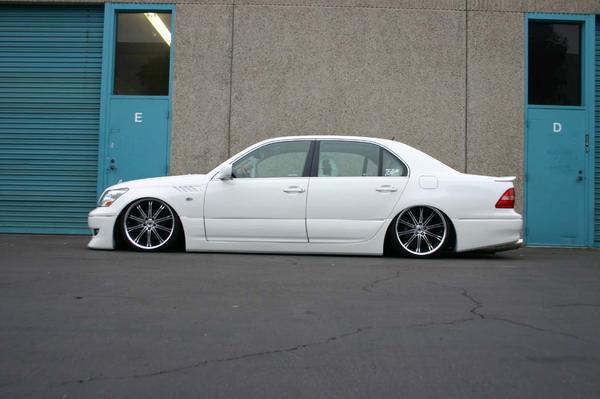 Lexus LS430 2001-2006 Down