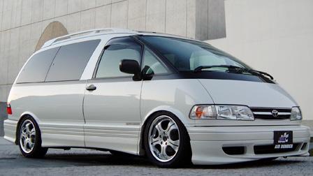 Toyota Previa 1991-1997