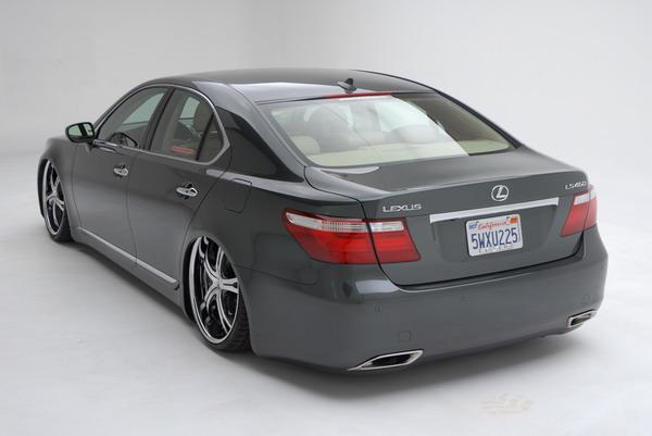 Lexus LS460 (Except L) 2007+