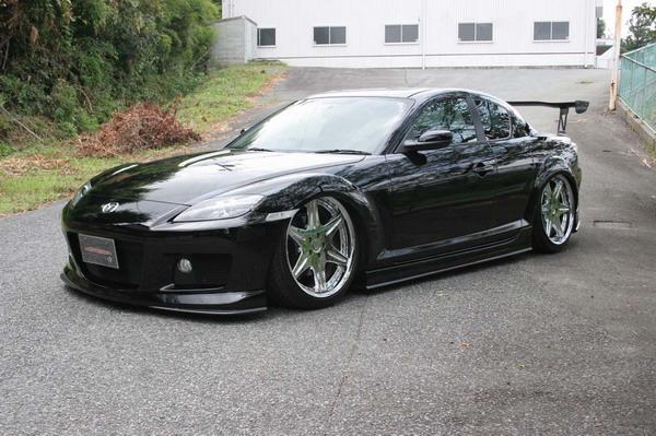 Mazda RX-8 2004+ Down