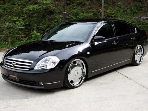 Nissan Teana 2003+