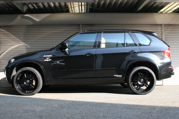 BMW X5 2006+ Up