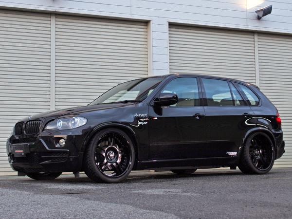 BMW X5 2006+