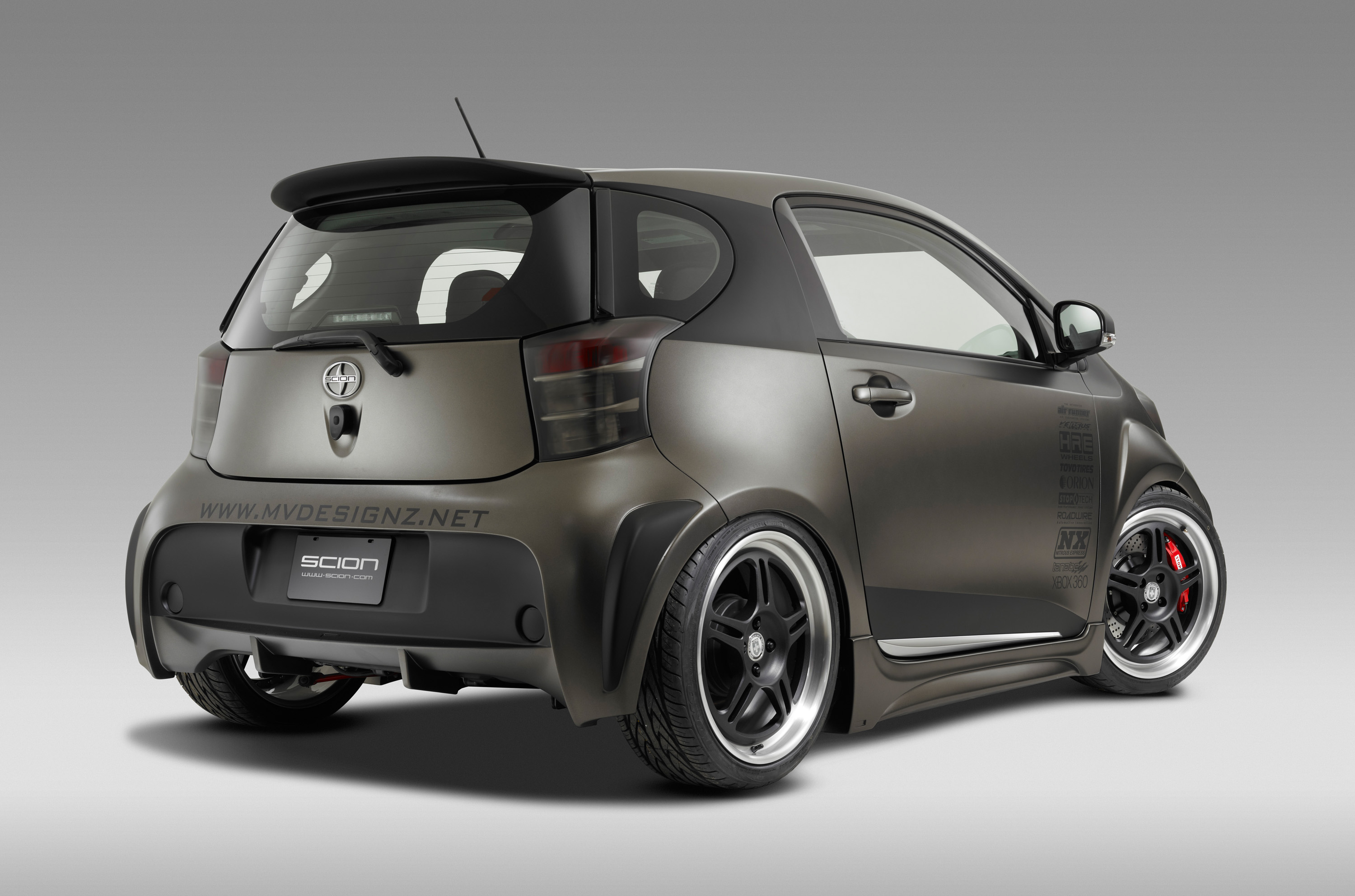 2012 Scion Iq Airrunner System Now On Sale Air Runner