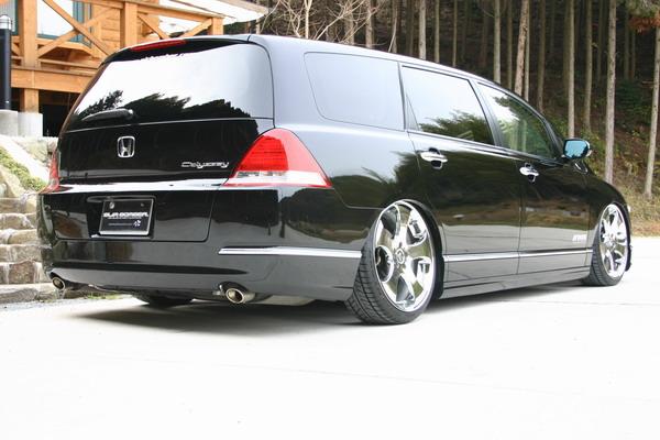 Honda Odyssey RB1-2