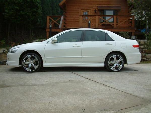 Honda Accord Sedan 2003-2007 Up