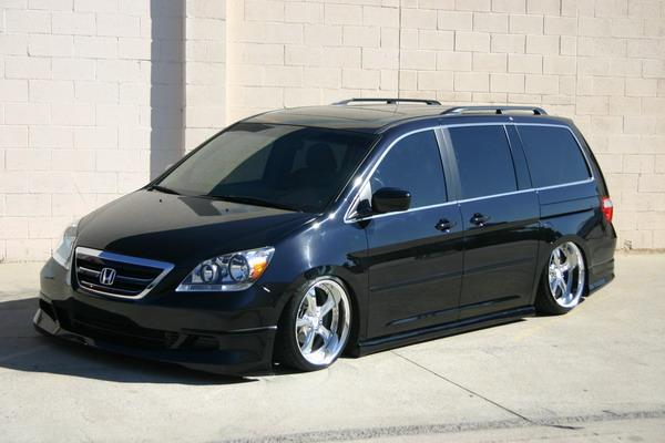 Honda Odyssey 2005+