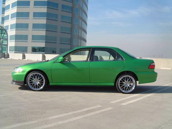 Honda Accord 1998-2002 Up
