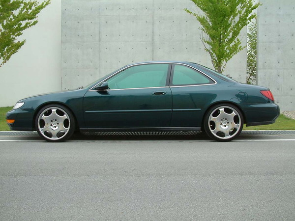 Acura CL 1997-1999 Up