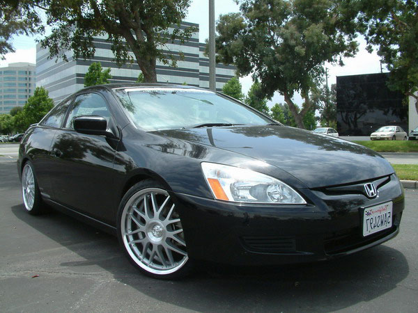 Honda Accord Coupe 2003-2007
