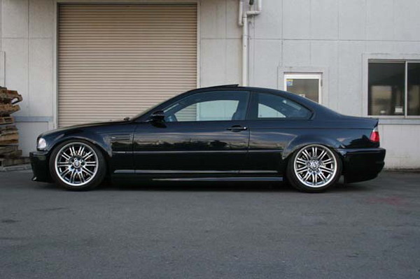 BMW 3 Series E46 1999-2005 Down