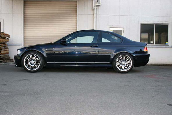 BMW 3 Series E46 1999-2005 Up