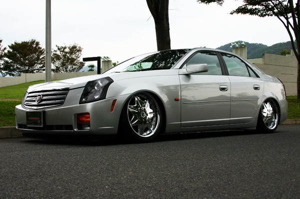 Cts Front Angle Down on 05 Cadillac Sts Parts