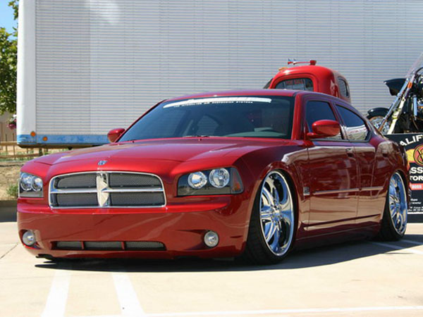 Dodge Charger 2006+