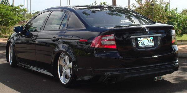 Acura TL 2004-2008