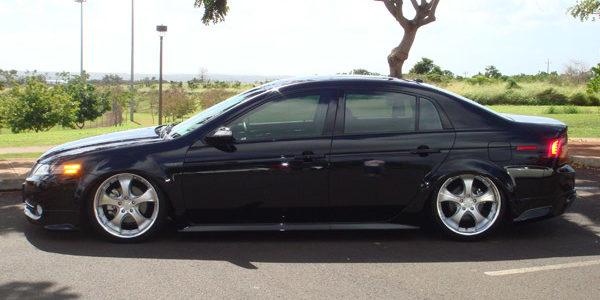 Acura TL 2004-2008 Down