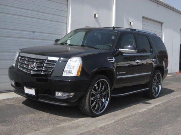 Cadillac Escalade 2007+ Up