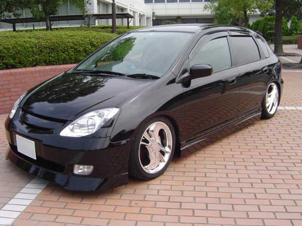 Honda Civic 2001-2003