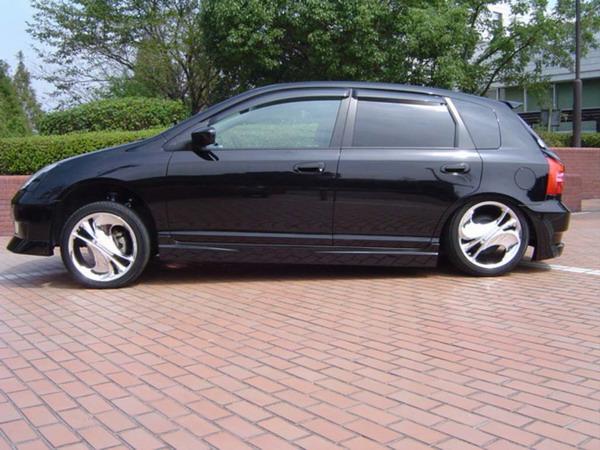 Honda Civic 2001-2003 Down