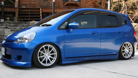 Honda Fit/Jazz 2006+