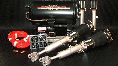 Airrunner Suspension Kit